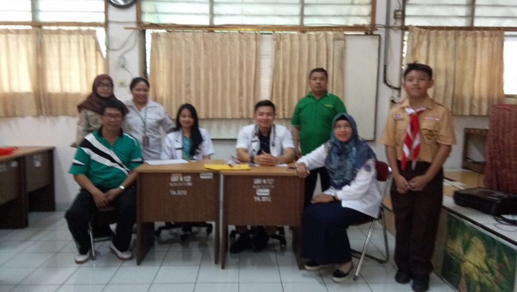 Screening kesehatan dari puskesmas02